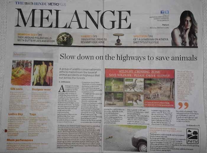 The Hindu Madurai 02.10.2015